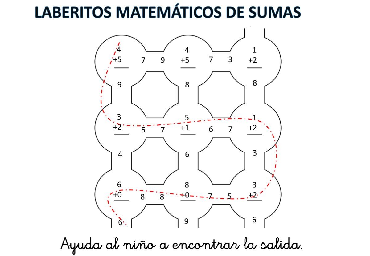 laberintos-de-sumas-nivel-inicial-hasta-el-10-con-soluciones11