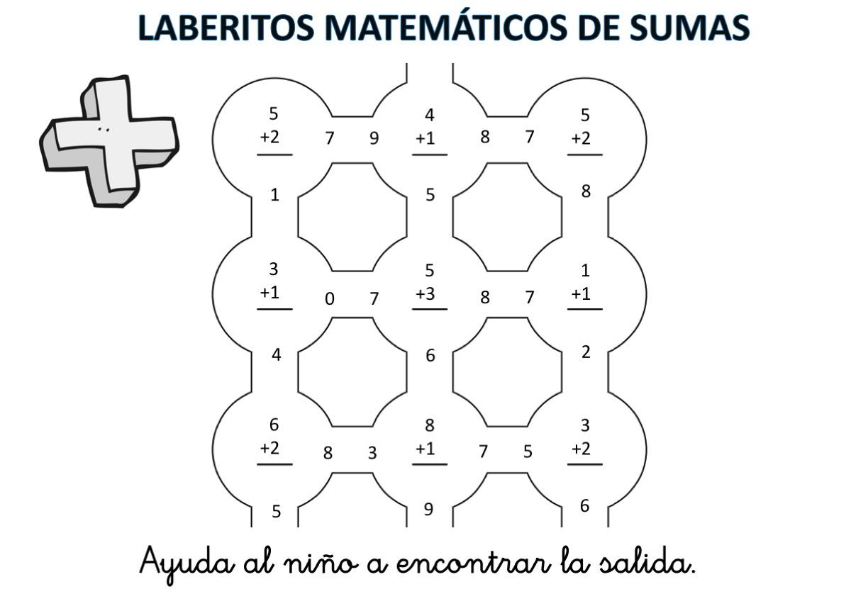 laberintos-de-sumas-nivel-inicial-hasta-el-10-con-soluciones7
