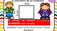 Super divertidas tarjetas de chKenny para trabajar en nuestras clases las áreas y los perímetros. DESCARGA EL ARCHIVO EN PDF laminas-areas-y-perimetros