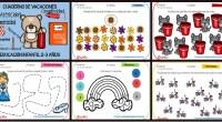 50 Fichas a todo color en las que trabajamos de forma divertida los conceptos, orientación espacial, números, grafo, creatividad y la atención. Para las vacacionesNavidad A la hora de realizar […]
