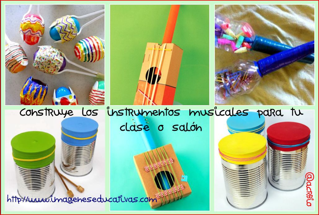 instrumentos-musicales-materiales-reciclados-collage