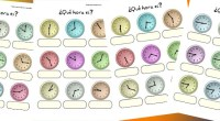 Aprender a leer la hora en el reloj es una de las primeras habilidades que deben aprender los niños para crecer con independencia y autonomía personal. De esta forma podrán […]