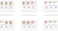 Materiales para trabajar la asociación de cantidades mediante palillos con números escritos del q hasta el 100. La asociación número con cantidad es uno de los primeros retos matemáticos que […]