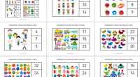 Dentro de los materiales que estoy preparando para la introducción del método ABN en las clases de infantil y primeros ciclos de primaria de mi colegio, he preparado unas tarjetas […]