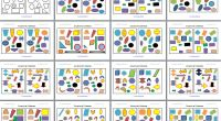 Os hemos preparado unos materiales para trabajar la atención con los cuales nuestros alumnos tendrán que encontrar las diferencias entre conjuntos que puedes variar en cuanto a la posición, colores, […]