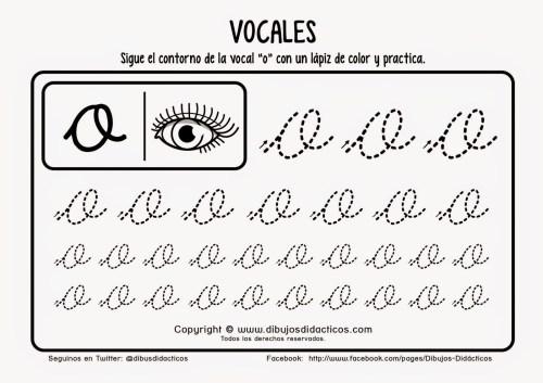1001 Imágenes Para Trabajar Las Vocales Orientacion Andujar