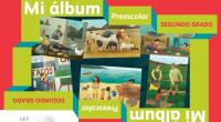 MI ALBUM PREESCOLAR SEGUNDO GRADO 4 AÑOS libro-educador-a