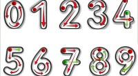 DESCARGA LOS ARCHIVOS EN PDF motricidad de numeros 1 a 10 cuaderno con todos los numeros