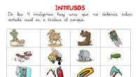 Hoy os traemos unas divertidas actividades para trabajar la atención de nuestros alumnos/as en la que deben de encontrar cual es el intruso entre una serie de imágenes. En la […]