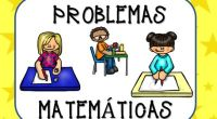 Fichas de actividades para trabajar los problemas matemáticos en 2º de Primaria. Fichas imprimibles en formato PDF