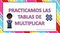 Os dejamos estas divertidas actividades para trabajar las tablas de multiplicar.  DESCARGA LOS MATERIALES EN PDF Actividades para trabajar las tablas de multiplicar ENLACES AFILIADOS