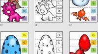 Hoy os traemos unos divertidos puzzles para trabajar las vocales con los más pequeños con unas divertidas imágenes de dinosaurios. Esperamos que os gusten. Los puzzles o rompecabezas son juegos […]