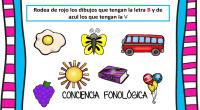 Os traemos una serie de actividades para trabajar la conciencia fonológica en la que nuestros alumnos y alumnas deben de señalar diferentes dibujos de animales, objetos, personas, etc. según la […]
