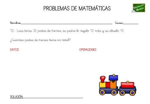 Totalmente Originales Coleccion De Problemas De Matematicas 2º Primaria Orientacion Andujar
