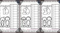 Una vez vistos los números del 1 al 10, pasamos a ver con nuestro alumnado la familia del 10. Se pueden trabajar con palillos uno a uno, a la vez […]