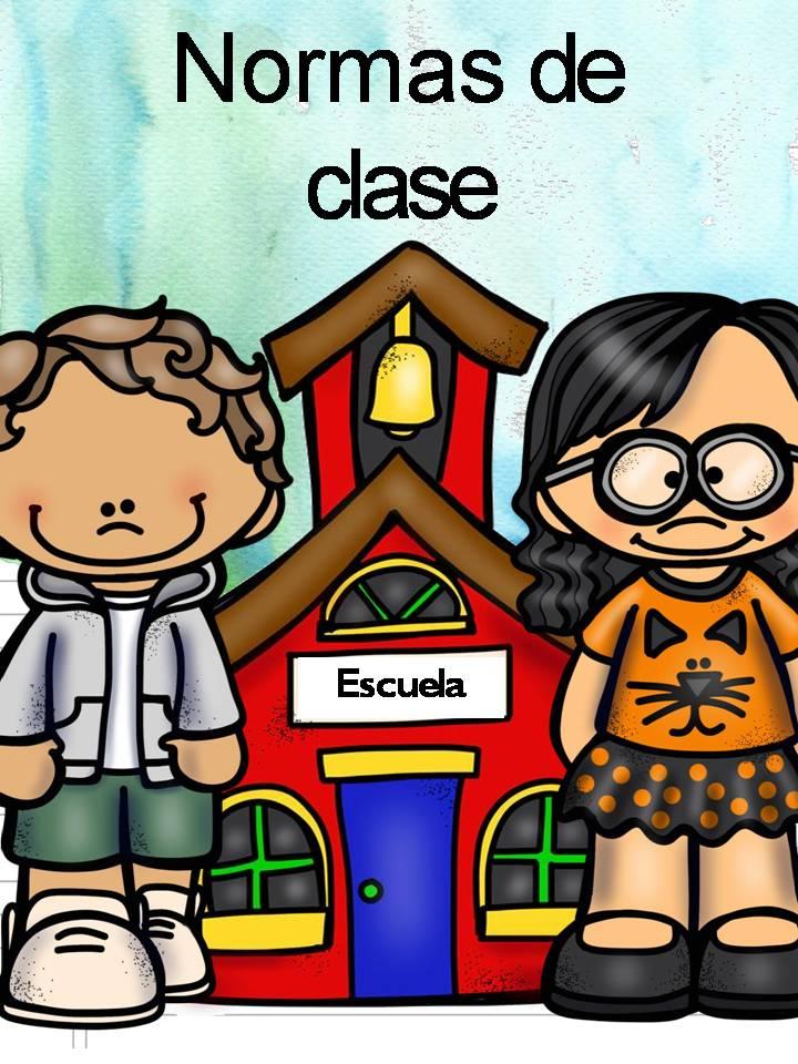Fantsticas lminas con las normas de clase o aula 1