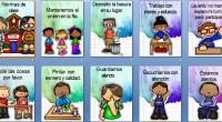 Os dejamos estas divertidas láminas para decorar tu aula con diferentes normas de aula. Las normas, tanto de clase como fuera de ella, deben consensuarse con el alumnado y llegar […]