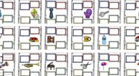 DESCARGA LAS FICHAS PARA DESCRIBIR EN PDF jugamos a describir objetos cotidianos