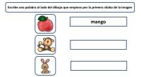 En esta actividad nuestros alumnos deben de encontrar palabras que empiecen por la sílaba inicial de la figura de la imagen. de esta forma trabajamos la conciencia fonológica y semántica […]