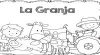 Sencillas actividades para trabajar la motricidad fina con el campo semántico de los animales de la granja, se trata de unas divertidas actividades de trazo y escritura.