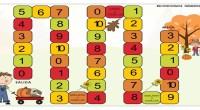 Sencillo tablero de juego de dados para trabajar el reconocimiento de números del 1 al 10, este tablero es ideal imprimirlo y plastificarlo, para trabajar por parejas o grupos en […]