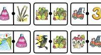 El dominó, un clásico juego en el que se emplean unasfichas rectangulares, divididas en dos cuadrados, cada uno de los cuales lleva una imagen.El juego consiste en ir encadenado las […]