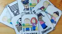 Hoy compartimos los carteles que la profe Raquel ha preparado para los encargados de la clase, por si os gustan y queréis descargarlos. Llevamos con los encargados desde principio de […]