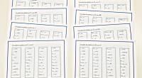 COMPLETA LAS PALABRAS CON LA LETRA CORRECTA📝Os dejamos este material para trabajar la ortografía [B-V], [C-Z], [C-QU], [G-J], [G-GU], [LL-Y], [R-RR] y [H].