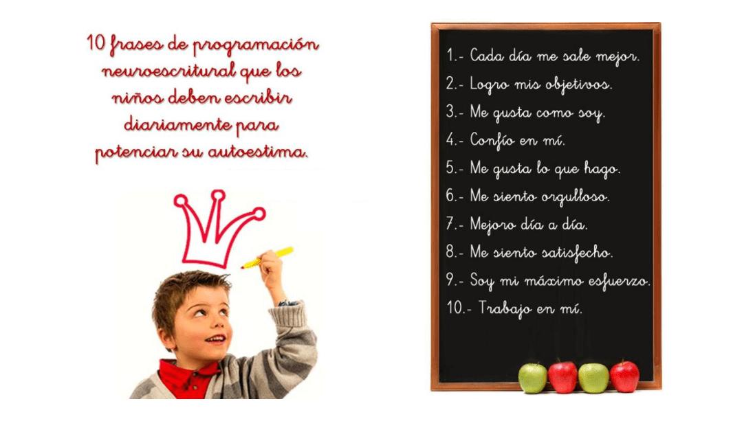 Caligrafía Editable Para Fortalecer La Autoestima Infantil