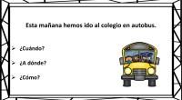 Os presentamos estas sencillas actividades, para trabajar la comprensión lector de frases cortas, en ellas nuestros alumnos/as deben de contestar a unas sencillas preguntas, a partir de una frase corta […]