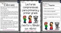 Lecturas comprensivas cuentos con valores  Lecturas comprensivas cuentos y fábulas