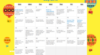 Os dejamos este sencillo calendario con una serie de actividades para trabajar con los más pequeños, relacionadas con la lectura. El fomento de la lectura es una de las preocupaciones […]
