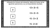 Hoy os traemos una divertida actividad matemática en el que nuestros alumnos deben rellenar los huecos de las siguientes operaciones básicas y sus correspondientes resultados con los números que se […]