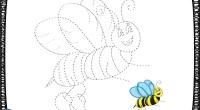 Cuadernillo de grafomotricidad para imprimir, con cantidad de ejercicios para repasar, con líneas punteadas en diferentes formas, con trazos variados y dibujos para colorear.Abajo puedes encontrar el enlace de descarga […]