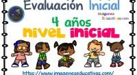 Evaluación inicial Educación Infantil 4 AÑOS CURSO 2018-2019