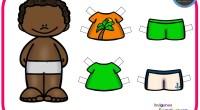 Hay algunosjuegos clásicosque acompañan a los niños desde hace generaciones, es el caso de lasmuñecas recortables… ¿os acordáis de las muñecas de época con sus vestidos almidonados?