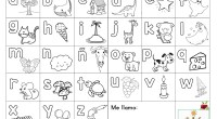Os dejamos este divertido abecedario para colorear divertirse y aprender las letras, ideal para estos primeros días de clase, ideal para que lo trabajen y posteriormente ponerlo en sus mesas […]
