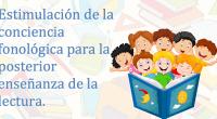 El presente trabajo tiene como fin principal ser una guía para todo centro educativo que considere cambiar el método tradicional de enseñanza de la lectura. Se ha analizado la bibliografía […]