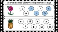 Hoy os proponemos una divertida actividad para trabajar la conciencia fonológica, en la que nuestros alumnos deben identificar que letras forman una palabra y señalarlas. Esta actividad puede resultar especialmente […]