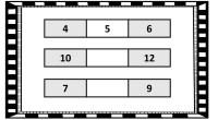 A continuación, os presentamos un ejercicio matemático de numeración que consiste en escribir el número que falta entre dos números.