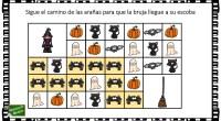 Uno de los pasatiempos preferidos de los niños y una buena estrategia para trabajar con la atención son los laberintos; en esta ocasión utilizamos la temática de Halloween para motivar […]