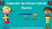 Colección de fichas Cálculo Mental Descarga el recurso en formato PDF Colección de fichas Cálculo MentalDescargar