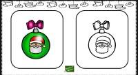 Hoy os traemos un ejercicio de atención especial navideño, se trata de una serie de fichas imprimibles para colorear siguiendo el dibujo que aparece en la derecha. Luego nuestros peques […]