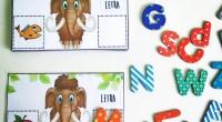Hoy os quiero compartir el material sobre los mamuts creado por @tizascerasytijeras. Es muy fácil jugar. El mamut pregunta cuál es la primera letra del objeto que muestra la ficha […]