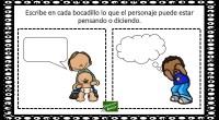 La siguiente actividad es una divertida forma de practicar la expresión escrita en el aula, así como desarrollar la capacidad de imaginación de nuestros alumnos; todo ello se consigue a […]