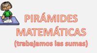Se construye una pirámide numérica como la que vemos en la figura colocando números en la base y situando la suma de dos de ellos consecutivos en la fila superior, […]