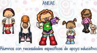 Clasificación de las Necesidades Específicas de Apoyo Educativo según la LOMCE La definición de Necesidades Específicas de apoyo educativo (NEAE) y Necesidades Educativas Especiales se establece en la LOE (Artículos […]