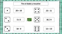 Convertir el aprendizaje de las matemáticas en algo ameno y divertido puede resultar fácil a través de la realización de ejercicios como éstos. El objetivo de esta actividad es practicar […]