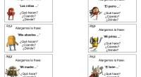 Otro juego más breve de cartas con los superhéroes para atrapar a mis niños. Una forma más rápida y dinámica de jugar y trabajar el lenguaje: sintaxis y comprensión principalmente