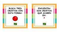 Os dejamos estas tarjetas imprimibles como material para realizar una dinámica en el aula a modo de juego. Diferentes enunciados que nuestros alumnos deben comprender y resolver.